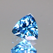 ok. 0,555ct/1szt. - TOPAZ NAT.- 5,05x5,07/3,33mm trilion