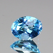 ok. 1,365ct/1szt. - TOPAZ NAT.- 7,91x5,924,18mm owal