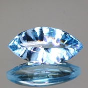 ok. 3,59ct/1szt. - TOPAZ NAT.- 14,20x7,41/5,10mm markiza