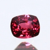 ok. 0,495ct/szt. - SPINEL NAT.- 5,20x4,27/2,86mm antyk