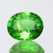 ok. 0,965ct/szt. -NEONOWY TURMALIN NAT.- 7,12x5,87/3,45mm owal