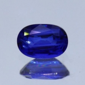ok. 0,995ct/szt. -ROYAL SZAFIR NAT.- 6,95x4,75/3,32mm owal