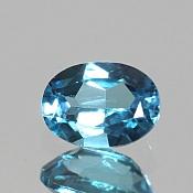 ok. 0,865ct/1szt. -SWISS BLUE TOPAZ NAT.- 7,08x5,08/3,04mm owal