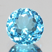 ok. 2,36ct/1szt. -SWISS BLUE TOPAZ NAT.- 8,00x7,99/4,80mm okrągły
