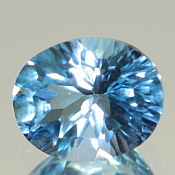 ok. 3,56ct/1szt. -SWISS BLUE TOPAZ NAT.- 9,95x8,05/6,05mm owal
