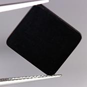 ok. 4ct/1szt. - ONYKS NAT.- 13x12/2,3mm prostokąt płytka