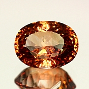 ok. 6,005ct/1szt. -IMPERIAL TOPAZ NAT.- 12,03x9,06/7,24mm owal