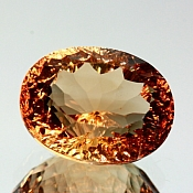 ok. 13,465ct/1szt. -IMPERIAL TOPAZ NAT.- 15,54x12,27/8,71mm owal