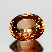 ok. 4,795ct/1szt. -IMPERIAL TOPAZ NAT.- 11,18x8,99/6,25mm owal