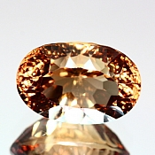 ok. 12,205ct/1szt. -IMPERIAL TOPAZ NAT.- 15,68x10,57/9,61mm owal