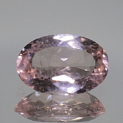 ok. 3,27ct/1szt. - MORGANIT NAT.- 12,75x8,50/4,74mm owal