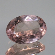 ok. 2,75ct/1szt. - MORGANIT NAT.- 11,75x8,33/4,61mm owal
