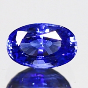 ok. 2,08ct/1szt. -VIVD BLUE SZAFIR NAT.- 8,65x5,60/4,46mm owal