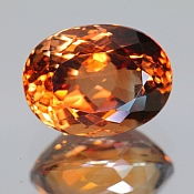 ok. 10,36ct/szt. -IMPERIAL TOPAZ NAT.- 14,06x10,62/8,42mm owal