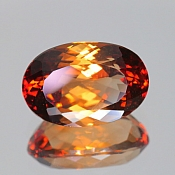 ok. 12,315ct/szt. -IMPERIAL TOPAZ NAT.- 15,95x10,74/8,71mm owal