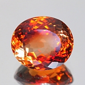 ok. 17,57ct/szt. -IMPERIAL TOPAZ NAT.- 16,05x13,90/9,51mm owal