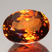 ok. 13,94ct/szt. -IMPERIAL TOPAZ NAT.- 16,43x12,07/8,99mm owal