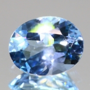 ok. 2,085ct/szt. - TOPAZ NAT.- 9,03x7,13/4,60mm owal