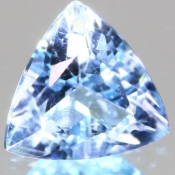 ok. 1,335ct/szt. - TOPAZ NAT.- 7,06/7,03/4,25mm trilion