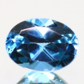 ok. 1,025ct/szt. - TOPAZ NAT.- 6,92x5,07/3,62mm OWAL