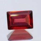 ok. 1,025ct/szt. - GRANAT NAT.- 6,95x4,92/2,78mm kwadrat
